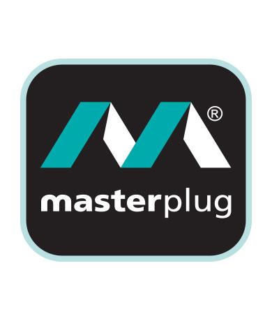 Masterplug Indoor Power TMS24-MP 24 Heures Mécanique segment minuterie