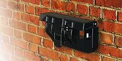 Wall hanging bracket